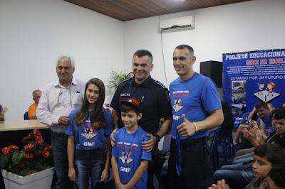 Projeto Boxe na Escola da Guarda Municipal de Florianópolis (SC) forma novos atletas