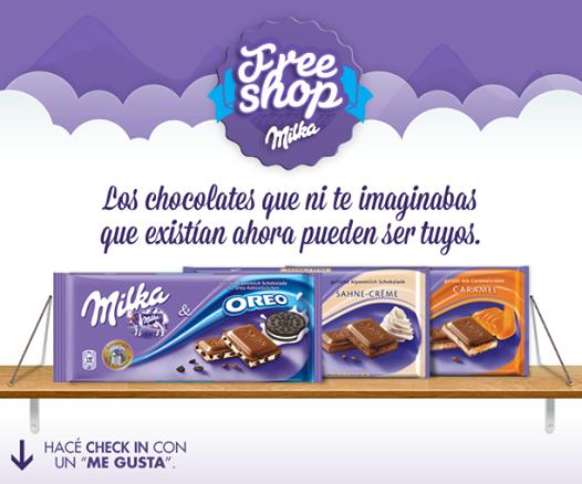 Milka Com Promo