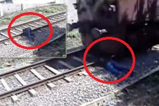 Man Commits Suicide By Jumping In Front Of Train In Marara