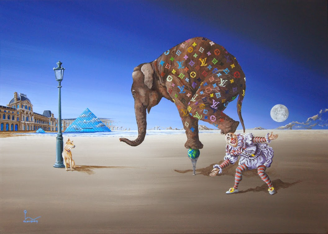 10-Olivier-Lamboray-A-Journey-Through-the-Surreal-World-in-Paintings-www-designstack-co