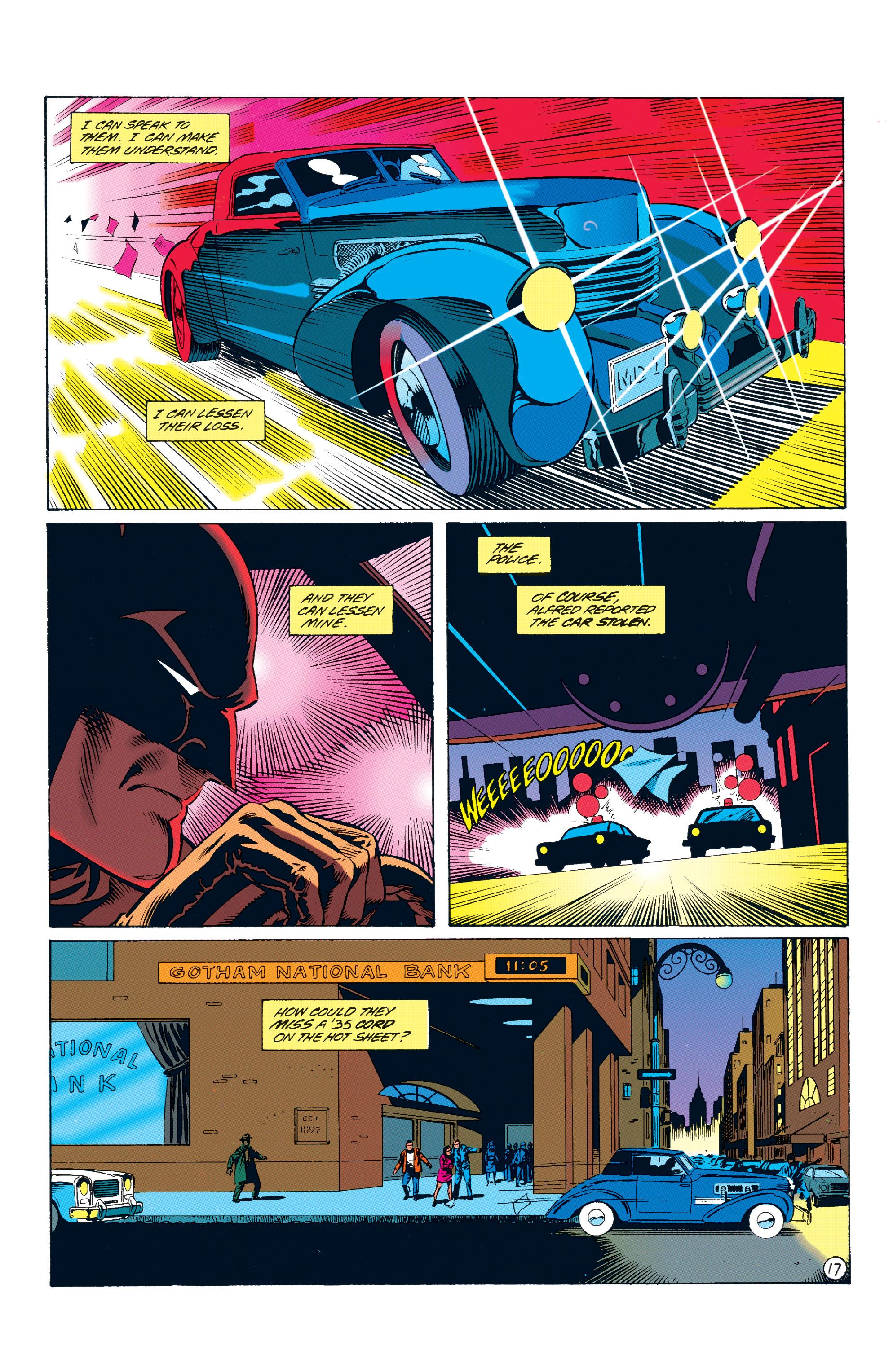 Detective Comics (1937) 678 Page 17