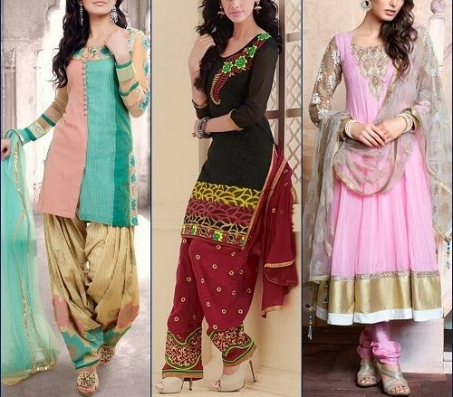 Stay graceful with Indian Ethnic wear for women