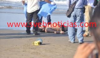 Inicio de año con un joven ahogado en playas de Coatzacoalcos Veracruz