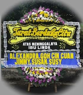 Karangan Bunga Papan Murah Jakarta Barat