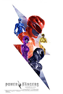 Power Rangers (2017) Movie Banner Poster 24