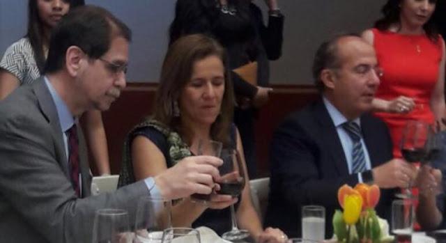 Repudian a Margarita Zavala y Felipe Calderón en Ciudad Juárez, luego ella se deslinda de su esposo