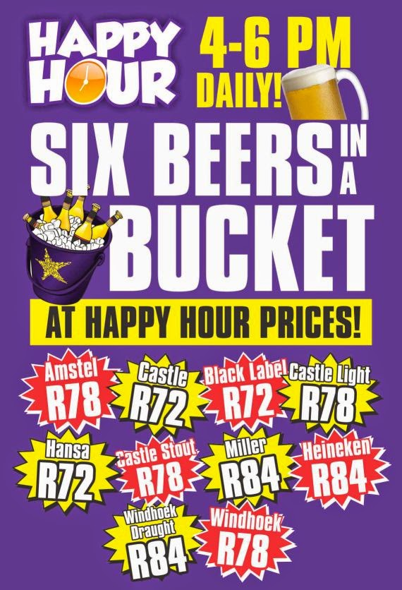 Hollywoodbets Alberton Bucket Specials Happy Hour