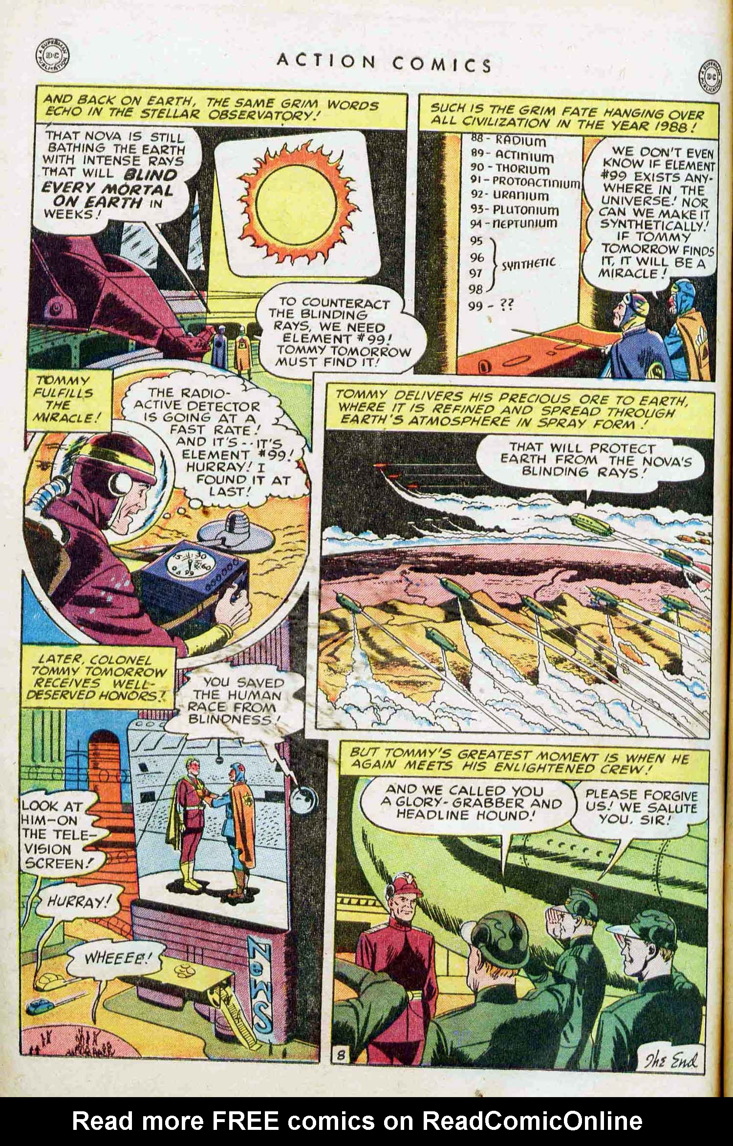 Read online Action Comics (1938) comic -  Issue #129 - 37