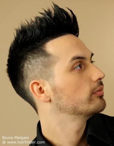 peinados modernos para hombres peinados chinos