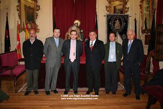 Junta de gobierno Angustias