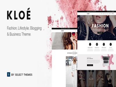 Kloe Wordpress Theme