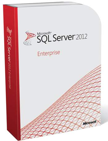 Microsoft SQL Server 2012 Enterprise, Standard, Web Español Descargar