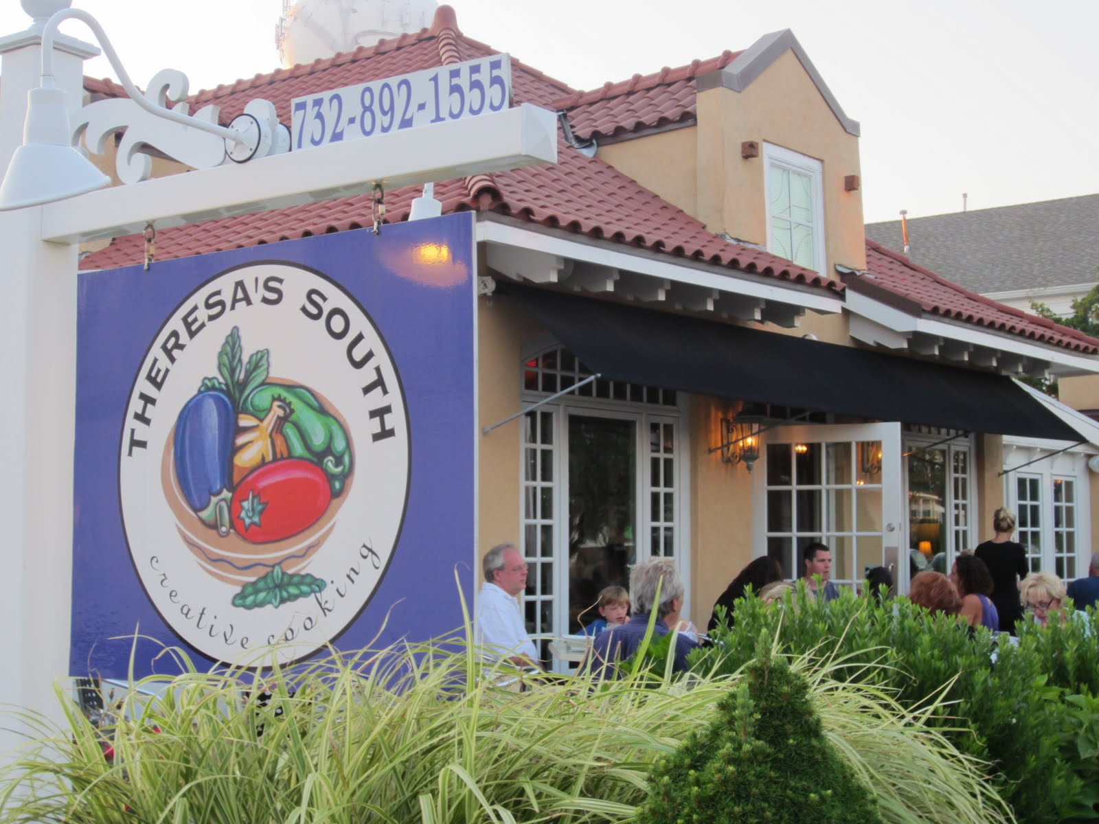 Theresa's South - Bayhead, NJ - One of my favorite restaurants!