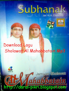 Download Lagu Sholawat Al Mahabbatain Mp3