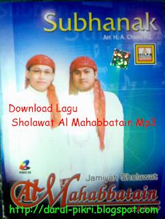 Download Lagu Sholawat Al Mahabbatain Mp3