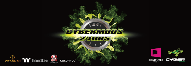 CyberMedia and TAITRA Announce Partners for CyberMods 24hrs