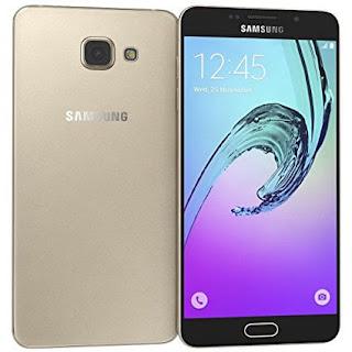 حل مشكلة اعادة التشغيل لجهاز Galaxy A7 2016 SM-A710F/FD