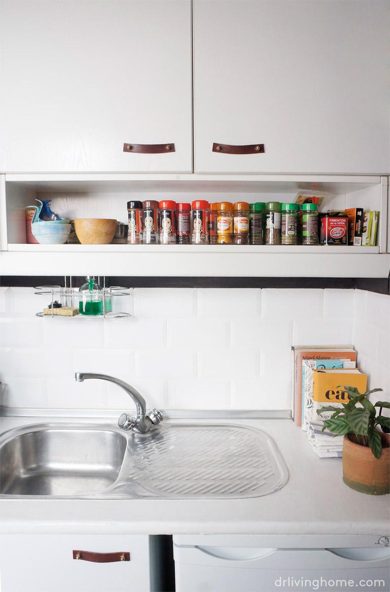 c mo ordenar una cocina peque a para aprovechar el espacio On como acomodar una cocina