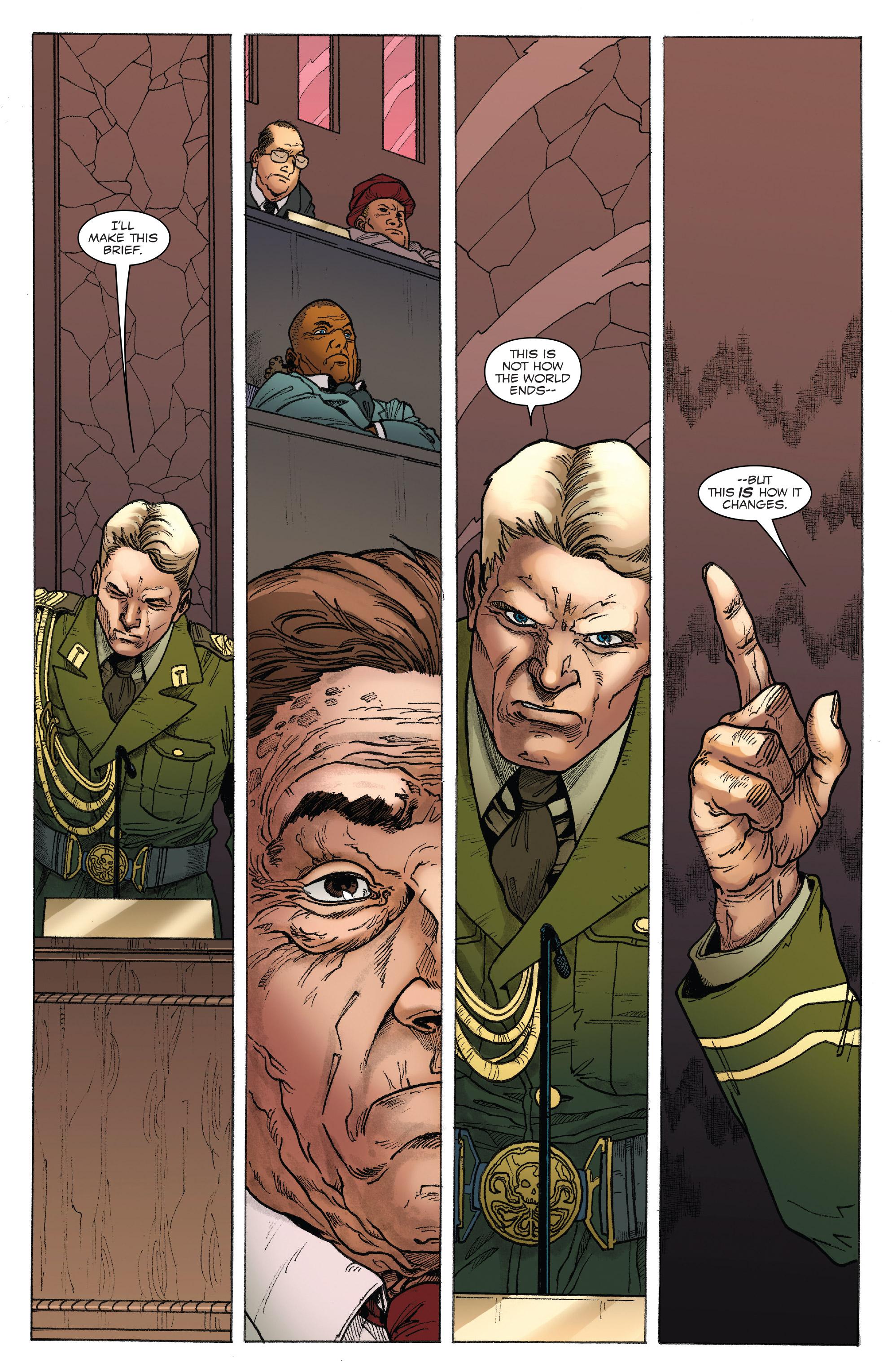 Read online Captain America: Steve Rogers comic -  Issue #18 - 8