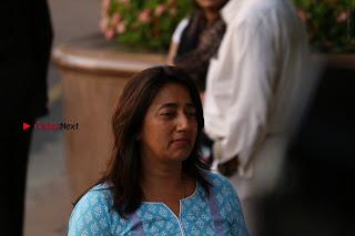 Actress Aishwarya Rai Father Prayer Meet Set 1  0040.JPG