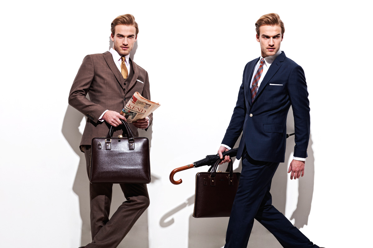 The Dandy Fashion: Indochino Launches Modern Dandy ...