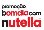 Cadastrar Promoção Nutella 2016 Bom Dia Com Nutella