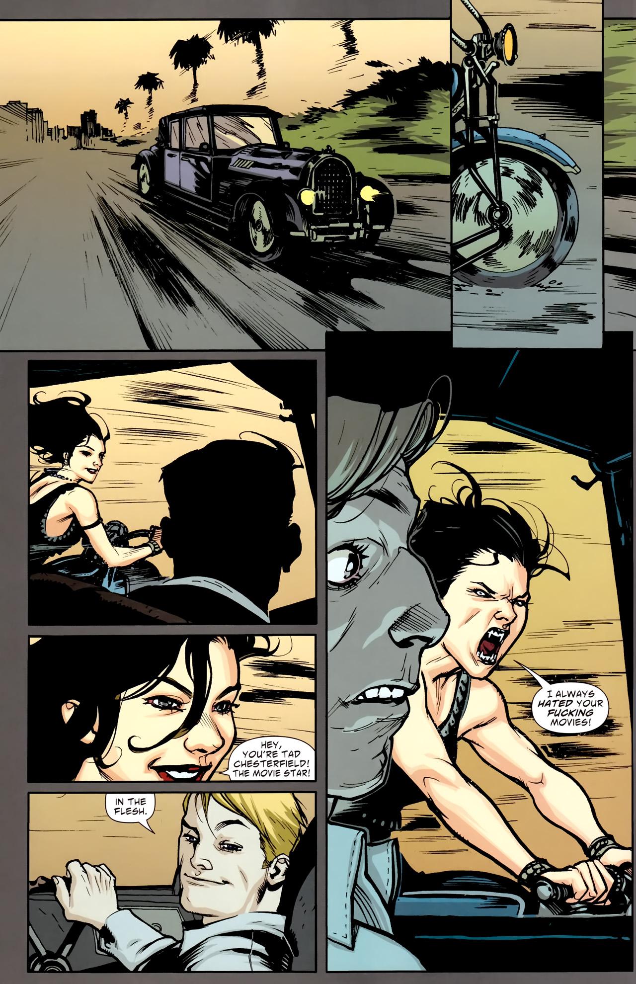 Read online American Vampire comic -  Issue #3 - 8