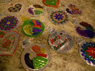 Create Art With Mrs. P!: Mexican Folk Art Ornaments