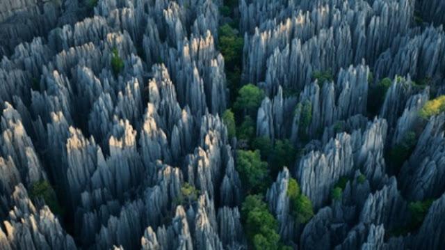 Lima Objek Wisata Unik Di Dunia