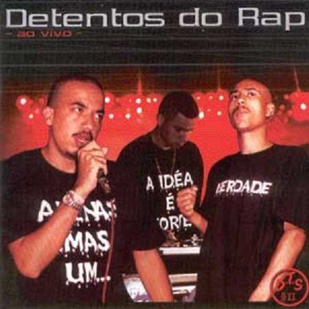 RAP RAR CD BAIXAR DETENTOS DO