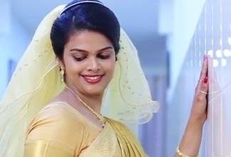Kerala Christian Wedding Dais & Sneha