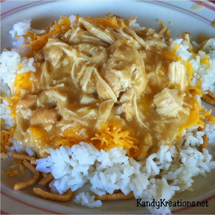 Crockpot Hawaiian Haystacks Freezer Meal