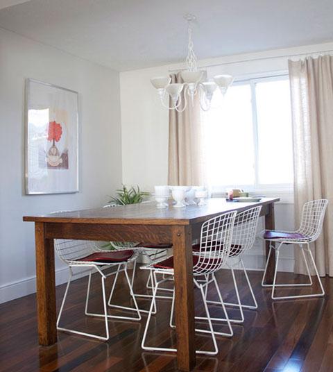 Desain Ruang Makan Mungil  Bentuk Rumah Minimalis