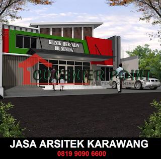 Jasa Gambar Arsitek Murah Karawang
