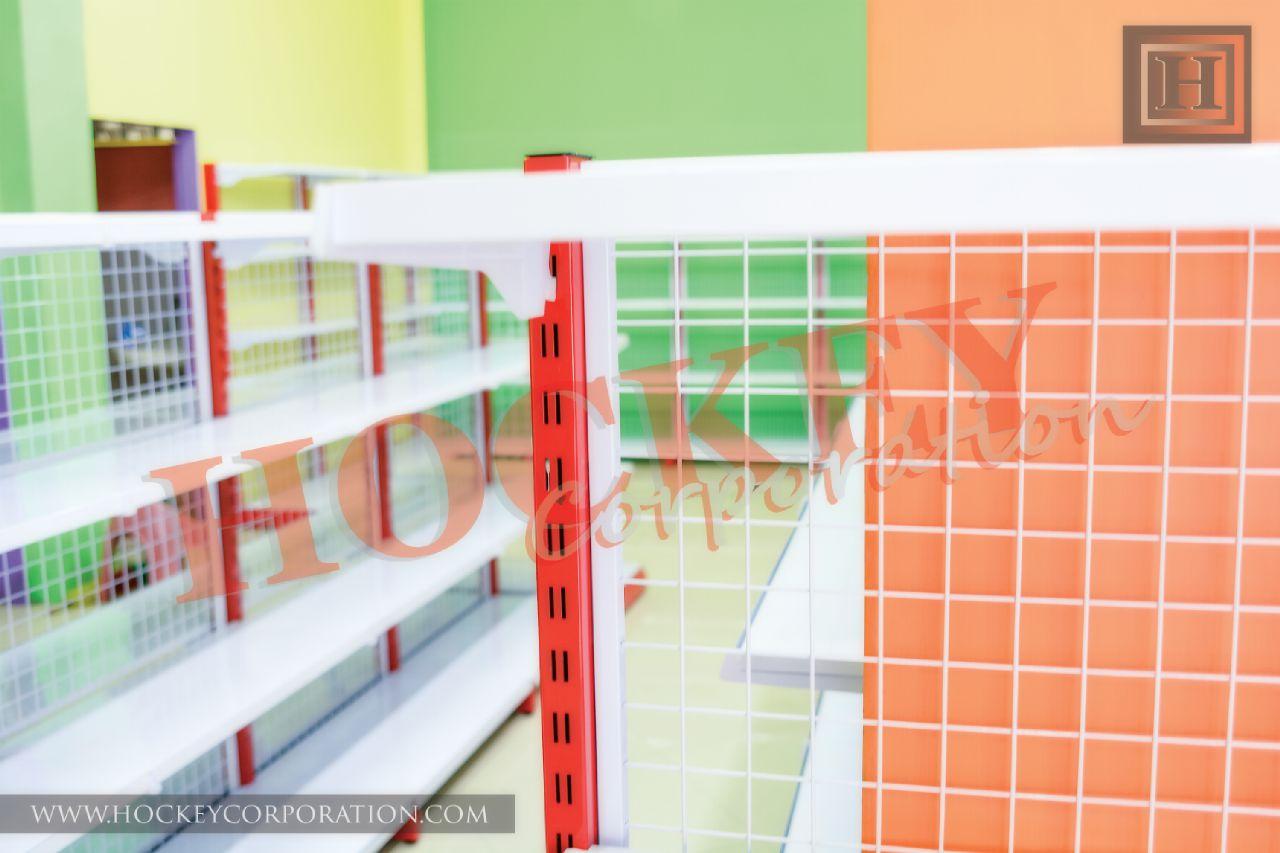 Rak Supermarketrak Minimarketrak Tokoperlengkapan Toko