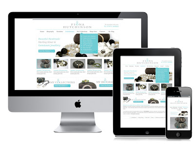 Template MXfluity - Mẫu thiết kế responsive dành cho blogspot