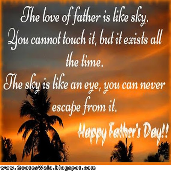 Fresh Happy Fathers Day Quotes From Girlfriend