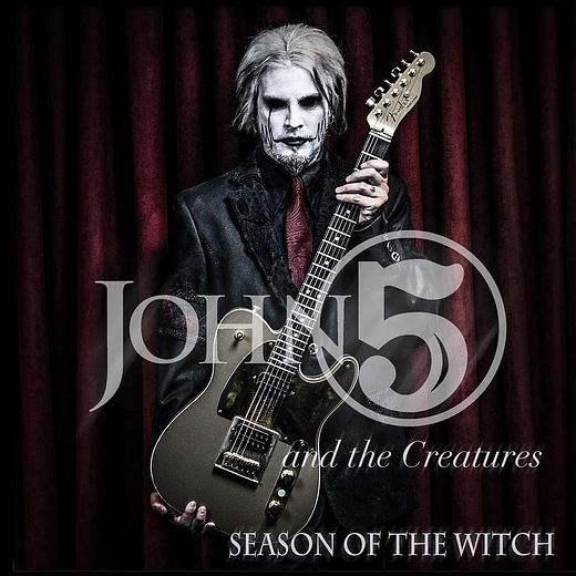 JOHN 5 & The Creatures - Season Of The Witch (2017) full