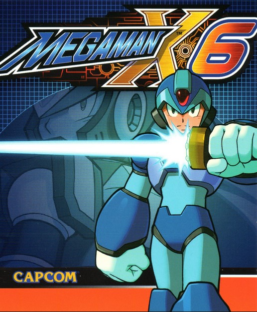 Megaman x6 Para PC Full (MEGA)(Descargar)