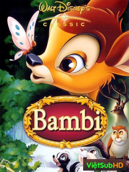 Chú Nai Bambi