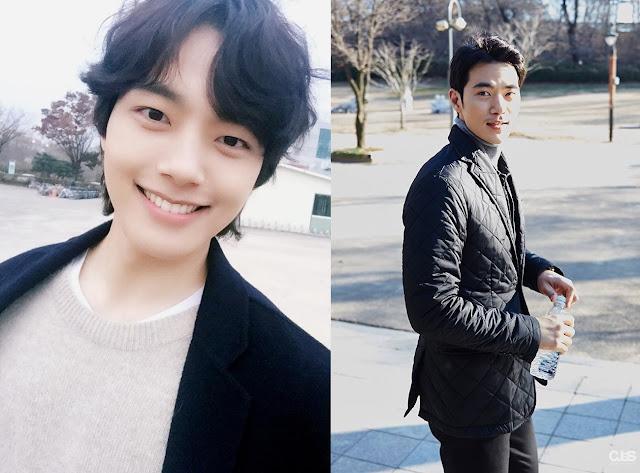 tvN新戲《Circle》雙男主角呂珍九 金康宇