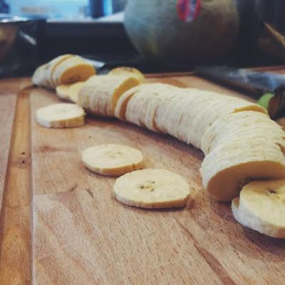 Super easy paleo plantain chips