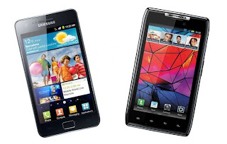 Samsung-Galaxy-S2-e -Motorola-Razr