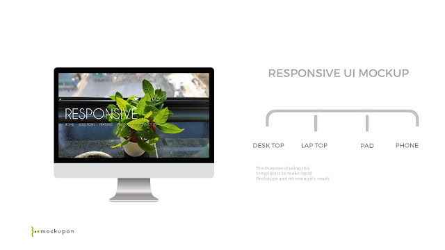 Slide2_Powerpoint Responsive Showcase Device Mock-up Templates