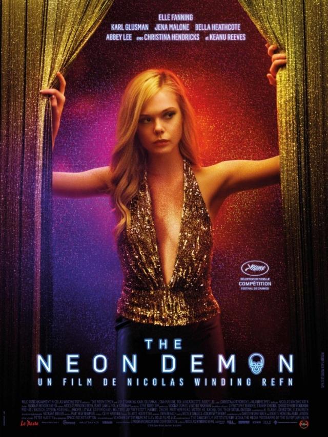 Ác Quỷ Sàn Catwalk - The Neon Demon (2016)