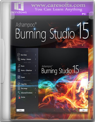 Ashampoo Burning Studio 15.0.4.4 Multilingual Free to Download