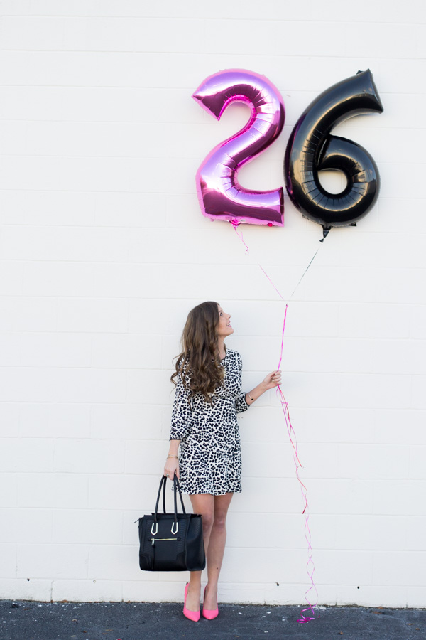 Birthday Post: 26 Things About Charleston blogger Kelsey of Chasing Cinderella