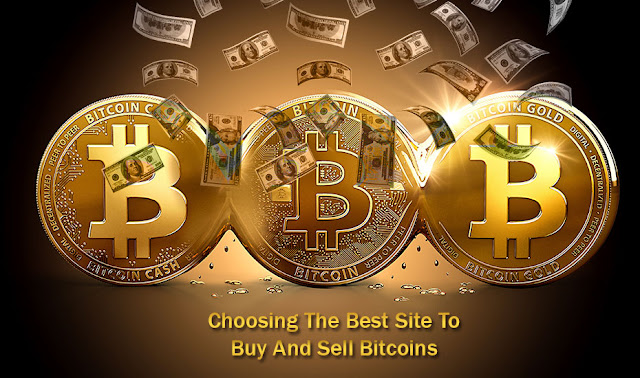 best website to buy and sell bitcoin