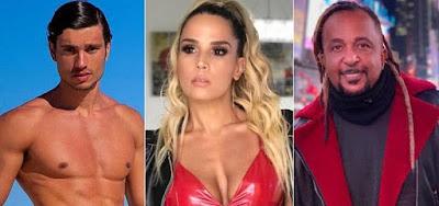 Maikel Castro, Taty Zatto e Marcelo Tchakabum também estarão no reality show da Record