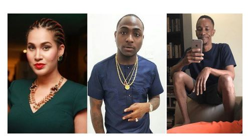 Davido Reacts to Caroline Danjuma's Accusations That He Killed Tagbo (Photos)